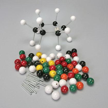 100-Atom Molecular Model Set