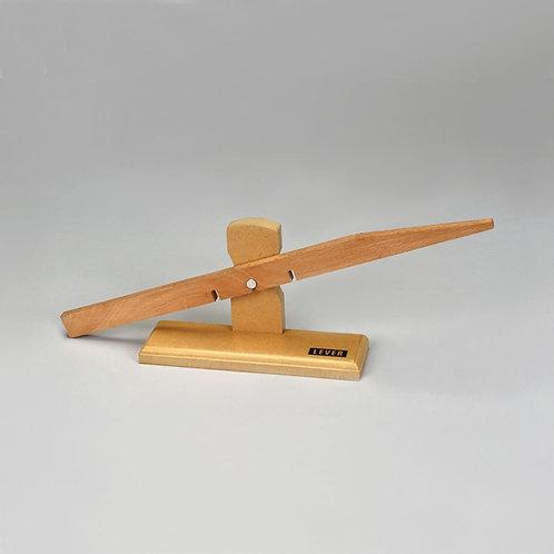 Simple Machines: Lever Model