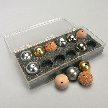 Drilled Ball Set