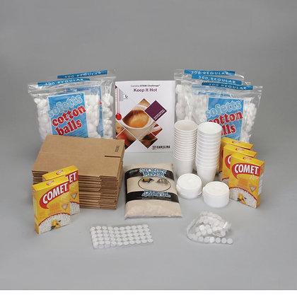 Carolina STEM Challenge®: Keep It Hot Kit