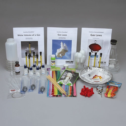 Carolina® Chemistry Topic Bundles: Gas Laws