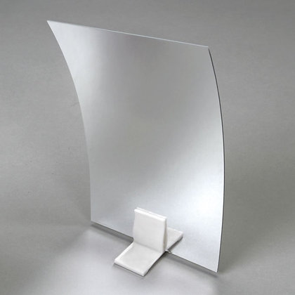 """Double-Sided Flexible Acrylic Mirror, 4 x 6"""", Pack of 3"""