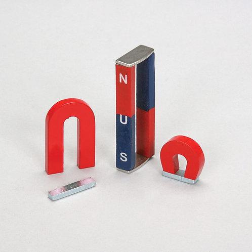 Alnico Magnet Set of 4