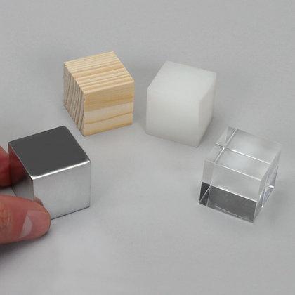 Density Cube Set, 4-Piece