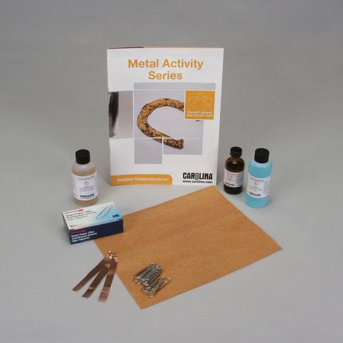 Carolina Chemonstrations®: Metal Activity Series