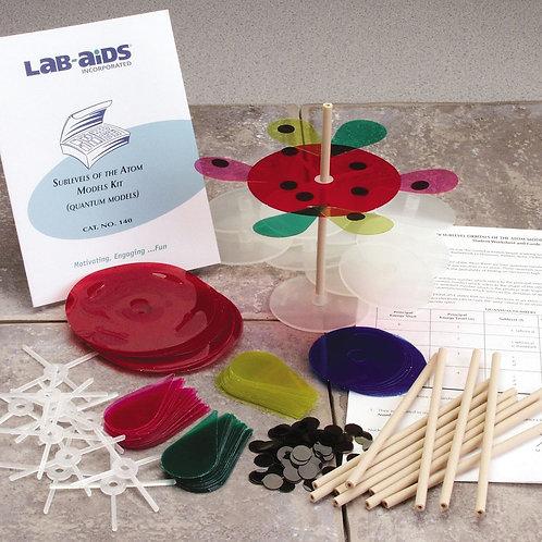 Sublevel Orbitals of the Atom Models Kit