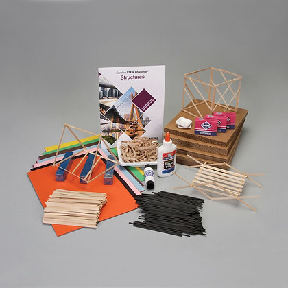 Carolina STEM Challenge®: Structures Kit