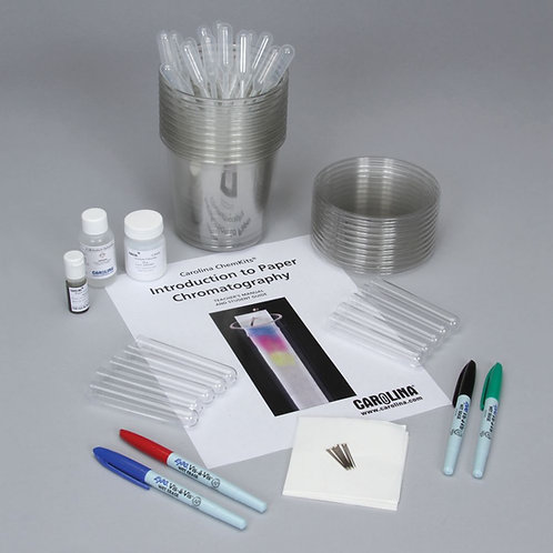 Carolina ChemKits®: Introduction to Paper Chromatography