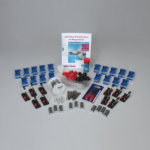 Carolina® Introduction to Magnetism Kit