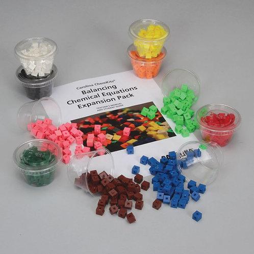 Carolina ChemKits®: Balancing Chemical Equations Expansion Pack