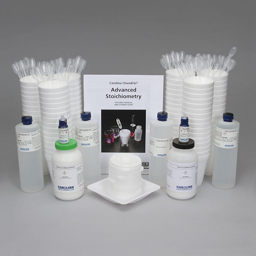 Carolina ChemKits®: Advanced Stoichiometry Value Kit