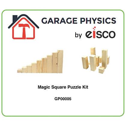 Garage Physics: Magic Square Puzzle Kit