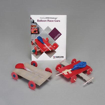 Carolina STEM Challenge®: Balloon Race Cars Kit