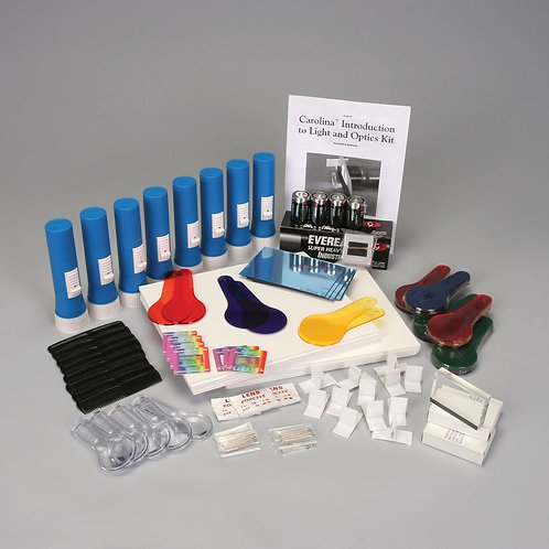 Carolina Introduction to Light and Optics Kit