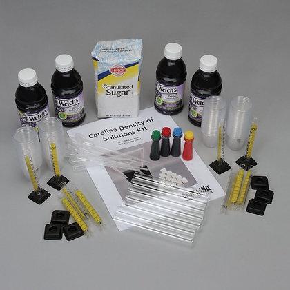 Carolina® Density of Solutions Value Kit