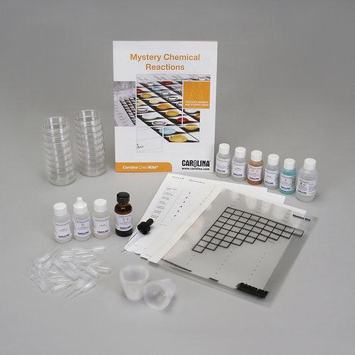 Carolina ChemKits®: Mystery Chemical Reactions Value Kit