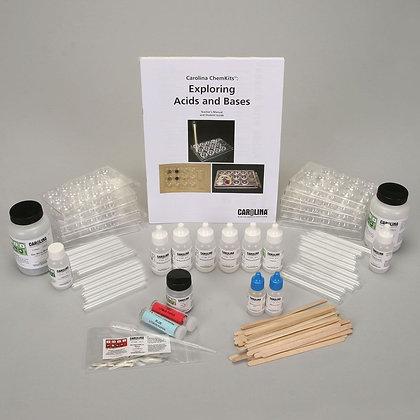 Carolina ChemKits®: Exploring Acids and Bases