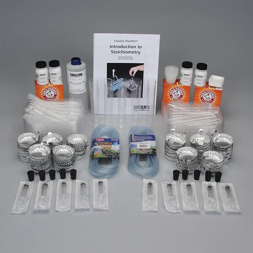 Carolina ChemKits®: Introduction to Stoichiometry Value Kit