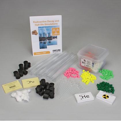 Carolina ChemKits®: Radioactive Decay and Half-Life Simulations