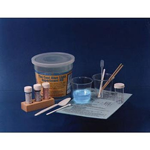 Cool Blue Light Class Chemistry Kit