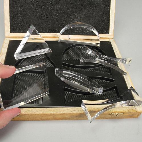 Acrylic Prism Set