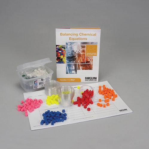 Carolina ChemKits®: Balancing Chemical Equations