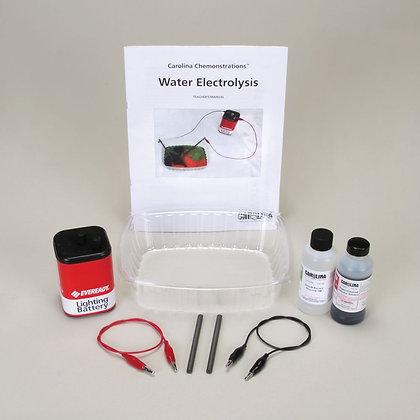 Carolina Chemonstrations®: Water Electrolysis Kit
