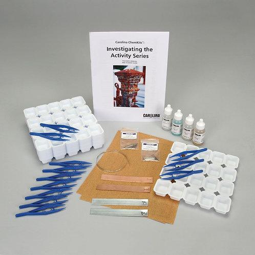Carolina ChemKits®: Investigating the Activity Series