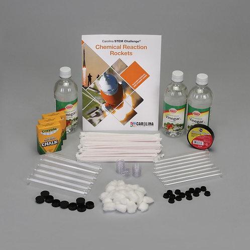 Carolina STEM Challenge®: Chemical Reaction Rockets Kit