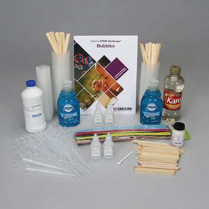 Carolina STEM Challenge®: Bubbles Kit