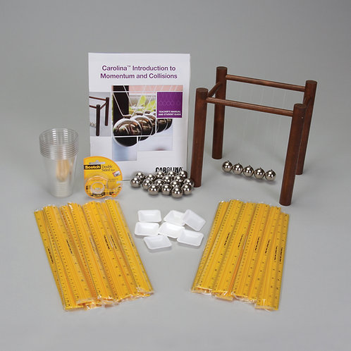 Carolina® Introduction to Momentum and Collisions Kit