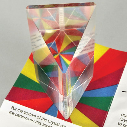 Equilateral Prism, Acrylic