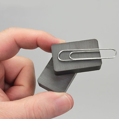 Ceramic Magnets, Pair