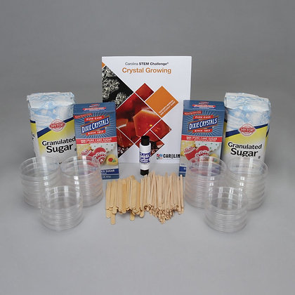 Carolina STEM Challenge®: Crystal Growing Kit