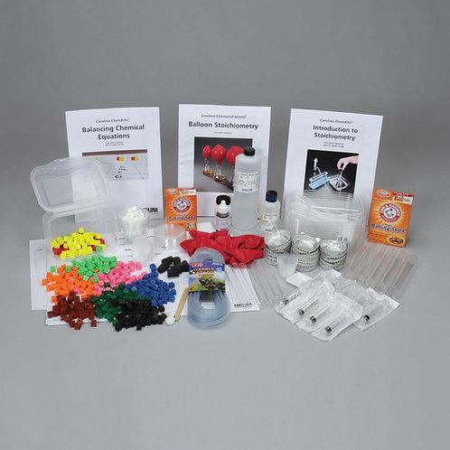 Carolina® Chemistry Topic Bundles: Stoichiometry