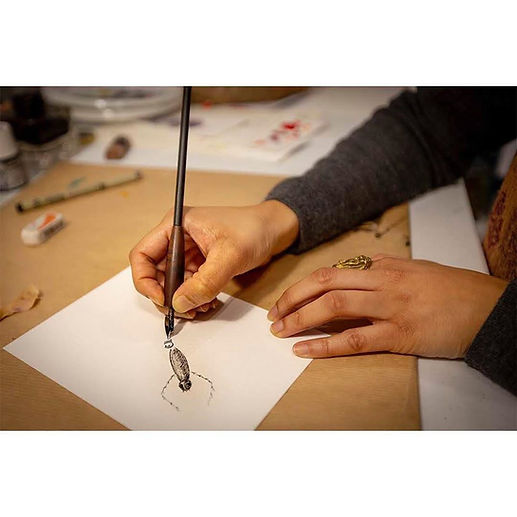 Atelier Valsedelencre_Julie Primrose M.