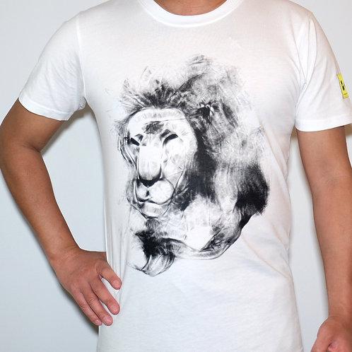 Sketchy Lion