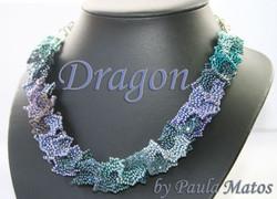 Dragon Lavendel by Paula Matos