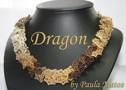 Dragon Gold Braun by Paula Matos