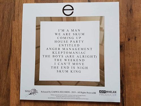 "Cardboard Palace - Vinyl LP 12"""
