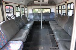 21-passenger bus