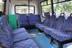 14-passenger bus