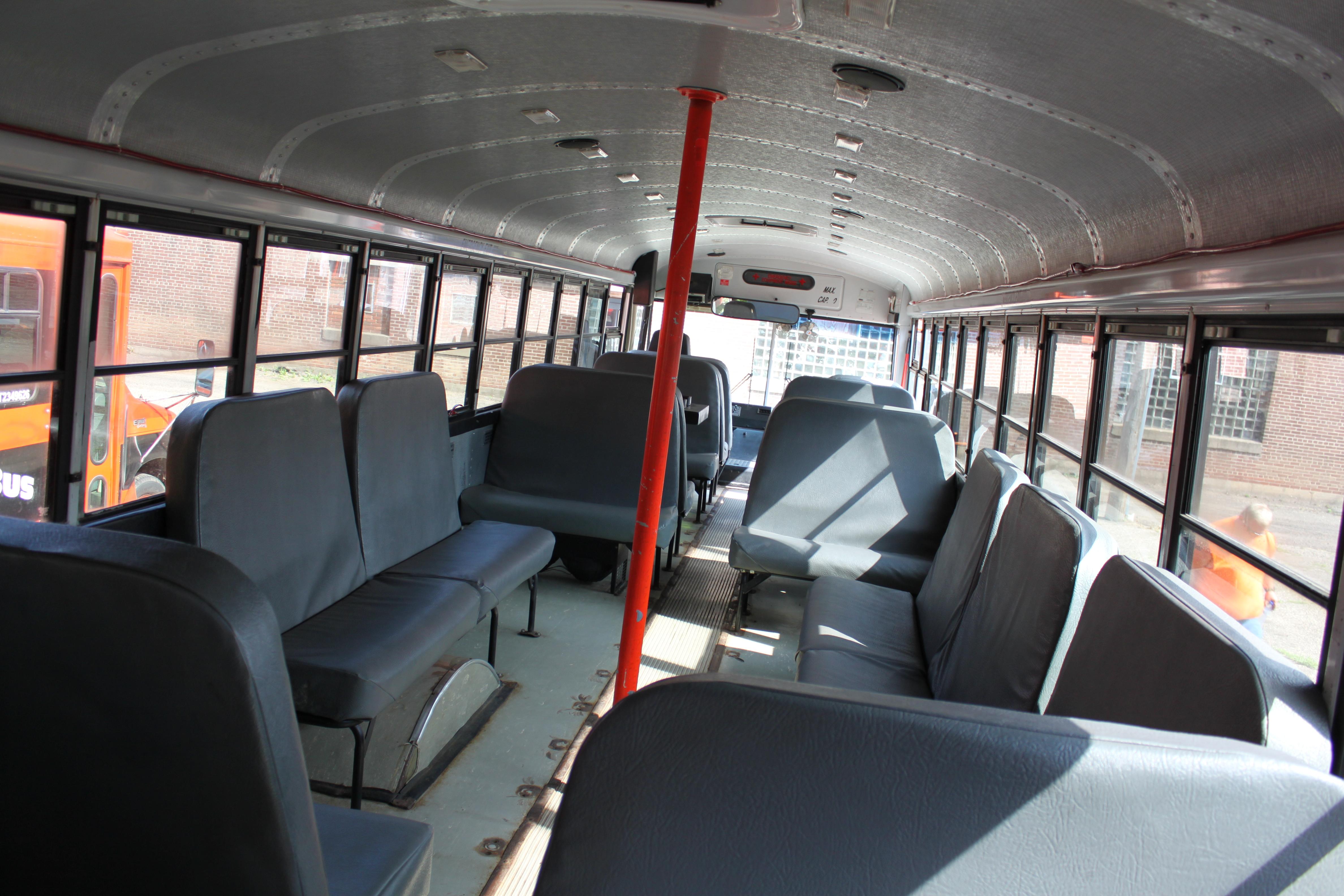 40-passenger bus