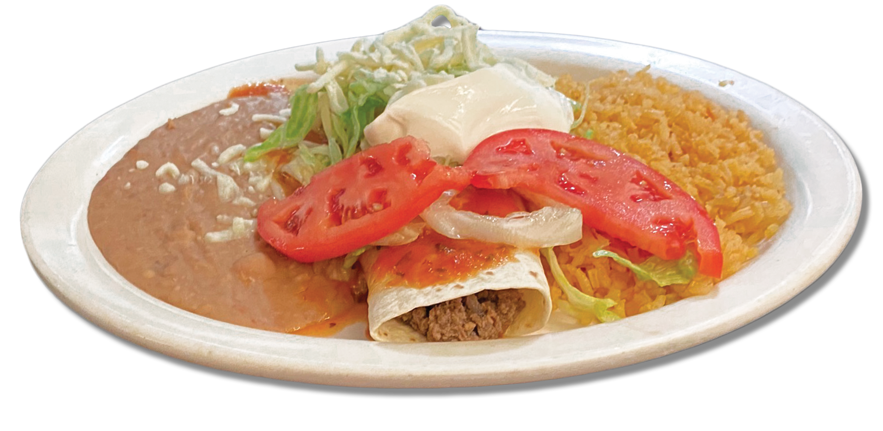 Burrito Agave