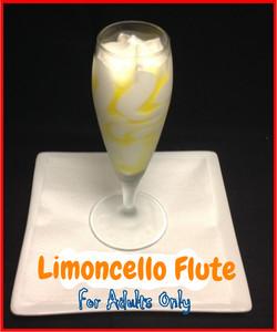 Limoncello Flute