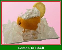 Lemon In Shell