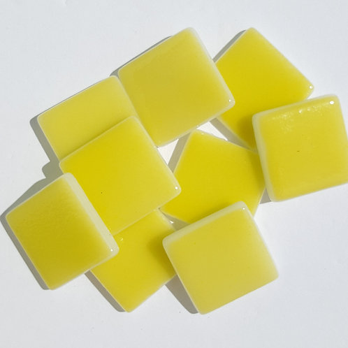 1 lb Light Yellow Tiles