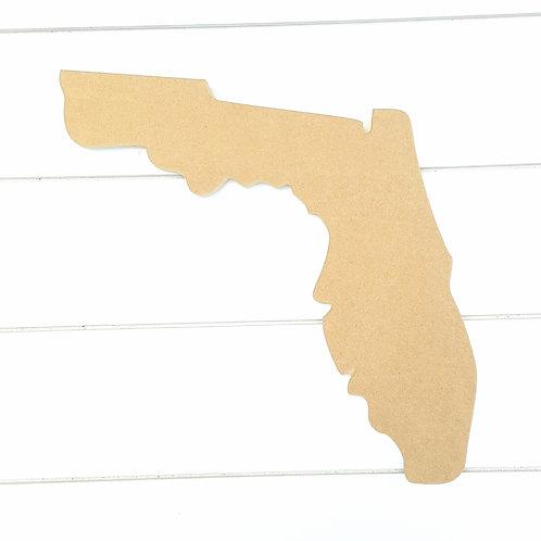 Florida Cut Out / DIY Kit