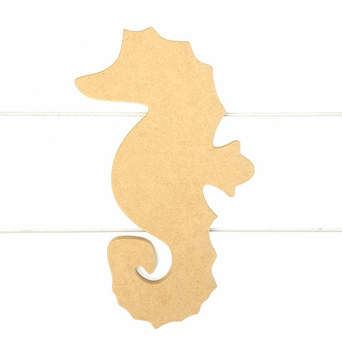 Seahorse Cut Out / DIY Kit