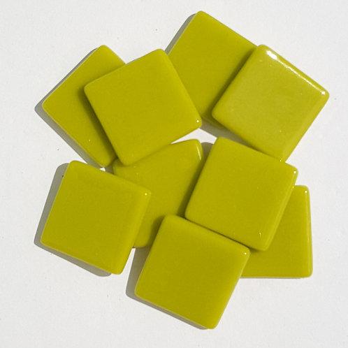 1 lb Lime Green Tiles